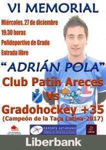 VI Memorial Adrian Pola Cartel
